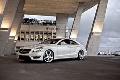 Mercedes Benz CLS63 ADV5.1...I want one!!!!!