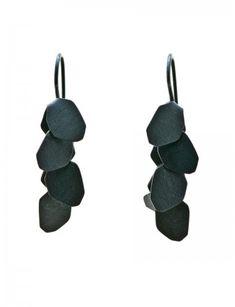 Wisteria earrings at e.g.etal