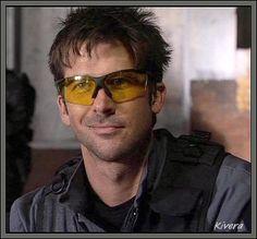 Stargate Atlantis - Joe Flanigan as John Sheppard