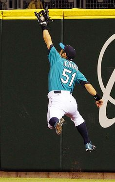 let me see you do the ichiro!(: