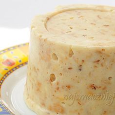 Blok kokosowy Nutrition Plans, Diet And Nutrition, Polish Recipes, Vanilla Cake, Camembert Cheese, Meal Planning, Healthy Lifestyle, Caramel, Healthy Living