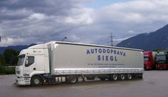 AUTODOPRAVA SIEGL s.r.o. – Sbírky – Google+ Signs, Google, Shop Signs, Sign, Signage, Dishes