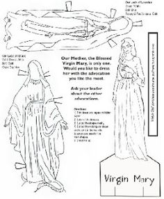 Here's a round up of Marian Printables. There's still some time in May (Our Lady's Month) to have fun with these, but really Mary stuff is fun year round ;-) Check out these Mary …