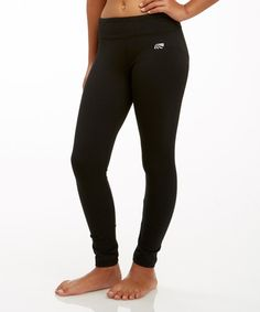 Loving this Black Leggings - Girls on #zulily! #zulilyfinds