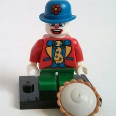 Small Clown Lego Collectible Minifigure Series 5 $4.20 In Stock