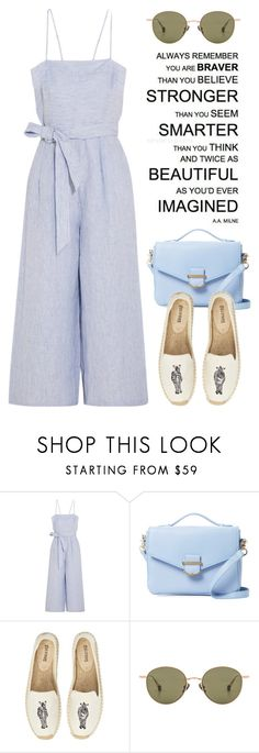 """Aug 6th (tfp) 4109"" by boxthoughts ❤ liked on Polyvore featuring J.Crew, Cynthia Rowley, Soludos, Ahlem and tfp"