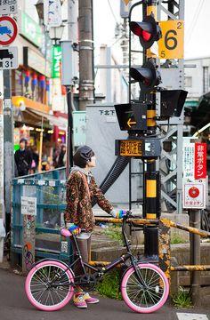 Shimokita Boy : Setagaya, Tokyo, Japan / Japón by Lost in Japan, by Miguel Michán on Flickr.