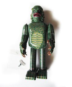 The Creature from the Black Lagoon Tin Wind-Up Toy