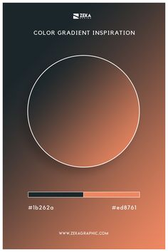 If you are looking for some graphic design inspiration for your new design project and you want to use a creative color palette, you should use a color gradient! read this post and you will find 12 fall color gradient ideas for your next design like this Black Pearl Crusta Autumn Color Gradient Inspiration that you can use for your next art project and brand colors! #gradient #color #graphic #design check the link for more design inspiration! Flat Color Palette, Colour Pallette, Pantone Colour Palettes, Pantone Color, Overlays, Poster Background Design, Sports Graphic Design, Color Theory, Color Photography