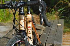 Bici de madera Axalko