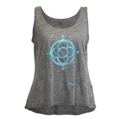 Our elegant and ideal to wear all day long Logo Tencel t-shirt is the summer hit apparel for all your outfits. Industrial Style, Casual Chic, Blue Grey, Tank Tops, Elegant, T Shirt, How To Wear, Outfits, Clothes