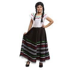 Disfraz de Mariachi Mexicana Infantil #carnaval #novedades2016