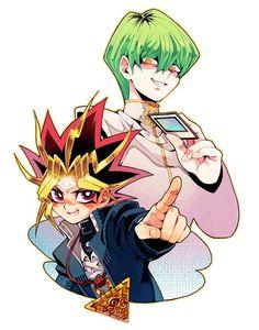 The Bad boys / Seto & Yami Yugi  Original series