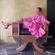 """RHODE on Instagram: """"Sitting pretty. #ontheRHODE"""""""