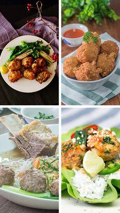 Food Platters, Food Dishes, Easy Cooking, Cooking Recipes, Malay Food, Tandoori Masala, Indonesian Food, Indonesian Recipes, Savory Snacks