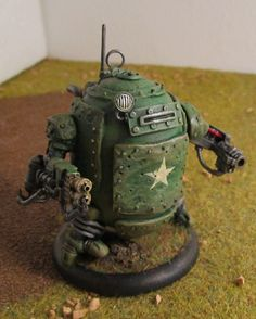 I just took some pic's of my germans and yanks for Secrets of the third Reich, enjoy: The evil Wolfstug! A variant of the Wolverine mec...