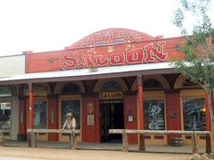 1. Big Nose Kate's Saloon, Tombstone
