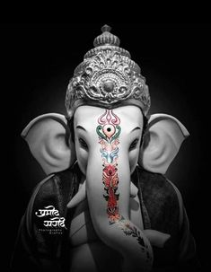 Ganpati Bappa Hd Desktop Wallpaper Mobile God Pinterest