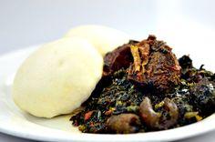African food, Nigerian food #Nigerian, #Food, #Tradationalfood Nigeria Food, Caribbean Recipes, Caribbean Food, West African Food, Exotic Food, International Recipes, Food Inspiration, Love Food, Food Photography