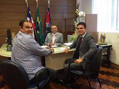 NONATO NOTÍCIAS: Deputado Eduardo Salles comemora nomeação de deleg...