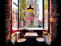 At Bar Amor, a little taste of the Malasaña neighbourhood along with inexpensive, yet flavoursome fare.