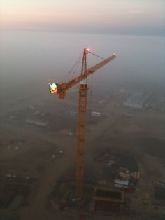 Tower Crane -New State Bird of Texas. They're  Building Everywhere!!