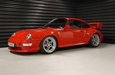 1996 Porsche 911 GT2 (993)