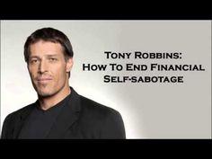how to stop negative beliefs tony robbins