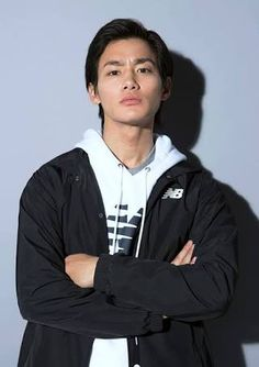 Shuhei Nomura, Asian Men, My Boys, Rain Jacket, Windbreaker, Photoshoot, Cute, Fashion