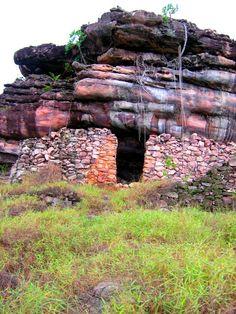 Ruínas da Fazenda Zumbi Safari - Igarassu - PE