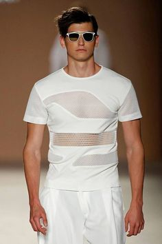 Image result for men's sheer trend spring/summer  2017
