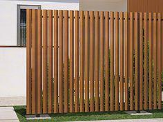 Pin on Garden Pin on Garden Front Fence, Rail Fence, House Fence Design, Garden Privacy Screen, Archi Design, Japanese Garden Design, Pool Designs, Nice Designs, Backyard Fences