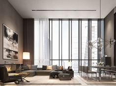 New York living at the new Soori High Line