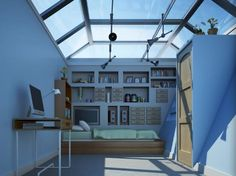 A Convincing Real-Life Version of the Hey Arnold! Bedroom