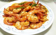 茄汁蝦食譜、作法 | 高雅雅的多多開伙食譜分享