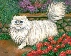 dainty-the-cat-linda-mears.jpg (900×704)