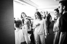 Eva Longoria Photos Photos - This image has been digitally altered) Eva Longoria backstage during the amfAR Gala Cannes 2017 at Hotel du Cap-Eden-Roc on May 25, 2017 in Cap d'Antibes, France. - L'Oreal At amfAR Gala Cannes 2017 The 70th Cannes Film Festival - #Canniversary