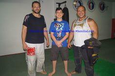 Eduardo, Ryan e Olivar  #familiaLeite