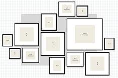 Como armar un muro de fotos | Decoración de Uñas - Manicura y Nail Art