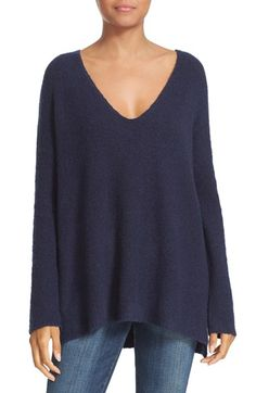 Free shipping and returns on Soft Joie Madrona Sweater at Nordstrom.com. Soft and cuddly, this V-neck pullover has long, lean sleeves that keep the swingy, loose fit out of sloppy territory.