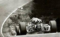 F1 Historic - John Surtees Honda RA273 at Nürburgring 1967.