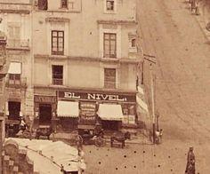 La pulquería mas antigua de la Ciudad de México se llamaba el nivel. Empezó a funcionar en 1857