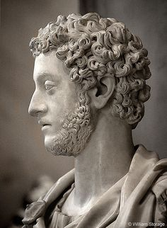 Portraits of Emperor Commodus