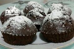 Çikolatalı Top Kek (Yoğun Çikolata Sevenlere) Tarifi
