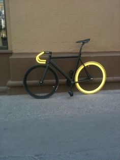 #fixie #fixed #bicycle #bike