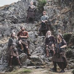 Clanadonia are the greatest tribal drum and pipe band to come out of Glasgow…