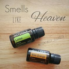 "Pinner said ""I don't usually think of mixing citrus oils, but ohmygoodness! This combo is going to be in my diffuser all day!!! (It's also what makes the Salon Essentials shampoo smell absolutely divine!)"""