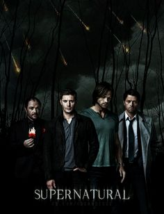 It's a Supernatural thing... on Pinterest | John ...