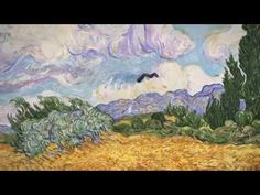 Loving Vincent, A painted movie yet to be completed, that tells the story of…