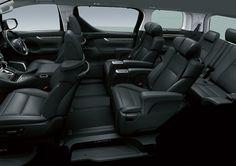 New Toyota VellFire 2.5G Interior 4